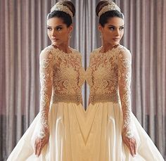 Dream dress by my dream wedding dress designer , Lucas Anderi