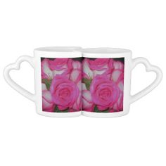 Roses for Lovers Perfect Fit Mug This mug is for lovers forever where the perfect dance never ends.