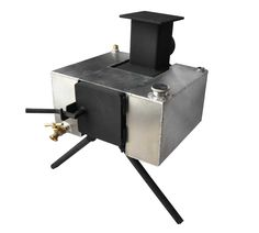 Bobcat Rocket Mass Water Heater Accessory - Hot Water!