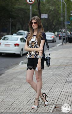 Vitoria Portes @ #streetstylesp foto: Claudinha Palma