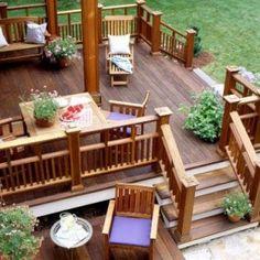 backyard deck - Google Search