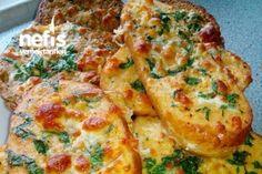 Fırında Yumurtalı Ekmek Tarifi Quiche, Pizza, Breakfast, Food, Sultan, Breads, Dish, Kitchens, Morning Coffee
