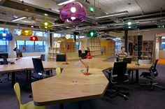Sprikk (Голландия). Офисное общение «без границ» : «Д.Журнал» — журнал о дизайне и архитектуре