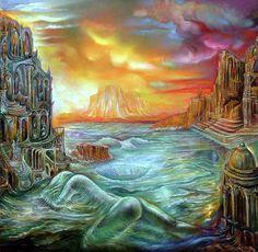 vienna school of fantastic realism - Google Search