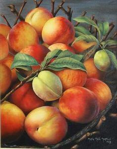 Frutas al óleo