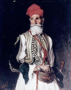 Cristos Kapsalis, Greek fighter.