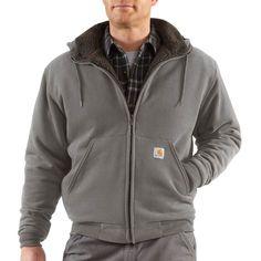 9025b98286a Carhartt Men s Collinston Brushed Fleece Sherpa Lined SweaT-Shirt 1000 391  Anvil Ladies  Sheer Scoop-Neck Tee