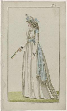 Journal des Luxus und der Moden, 1795, T 4, Georg Melchior Kraus, 1795