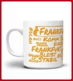 Jodlertasse FFM Edition Designed by RMVManni - Shirts für freundin (*Partner-Link)