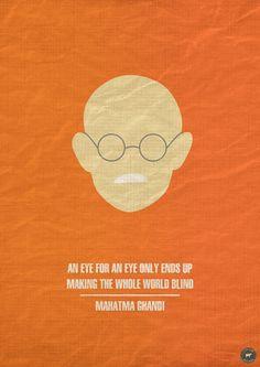 Quotes // Mahatma Ghandi