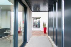 Extension Moderne Extension, Garage Doors, Outdoor Decor, Design, Home Decor, Modern, Decoration Home, Room Decor