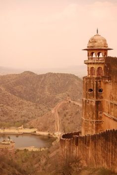 Jaigarh Fort, Jaipur, India.   THE LIBYAN Esther Kofod www.estherkofod.com