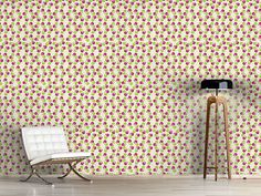 Design #Tapete Sommer Früchte
