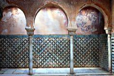 Gartenmalereien: Alhambra