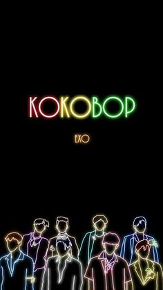 Read from the story ※KPOP WALLPAPER※ by (Jacqueenline✨) with 120 reads. Exo Kokobop, Baekhyun Chanyeol, Kpop Exo, Taemin, Shinee, K Pop, Exo Songs, Nct, Exo Fan Art