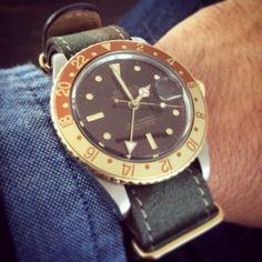 Rolex GMT - ref. 16753