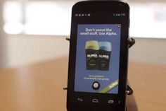 Mobile Ads That Talk Back To Consumers