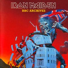 IRON MAIDEN - BBC Archives