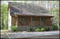 Ellijay, Georgia: RIVER LODGE ~ 3 Bedroom Bargain & Fishing Too!