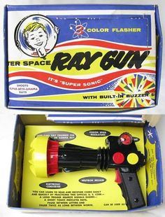 Tim Mee Toys Outer Space Ray Gun
