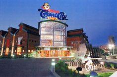 Kellog's Cereal City, U.S.A., Battle Creek, Michigan