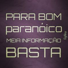 #paranoia