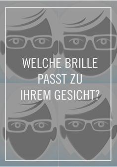Lust auf eine neue Brille? Finden Sie zuerst heraus, welche Art von Brille am besten zu Ihrer Gesichtsform passt. Egal, ob Sie ein eher rundes, eckiges oder längliches Gesicht haben, wir haben die richtige Brille für Sie.