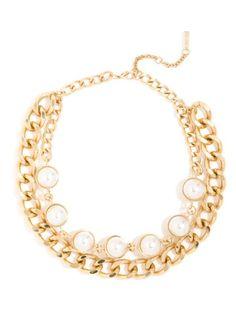 Pearl Orb Collar