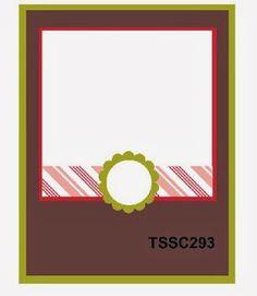 Techno Stamper: Monday Lunchtime Sketch Challenge 293 (TSSC293)