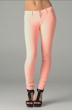 Pinkish Jeans