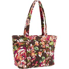 Vera Bradley Mandy English Rose - Vera Bradley Fabric Handbags