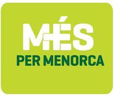 Logotip de MÉS per Menorca [MpM] (2014)