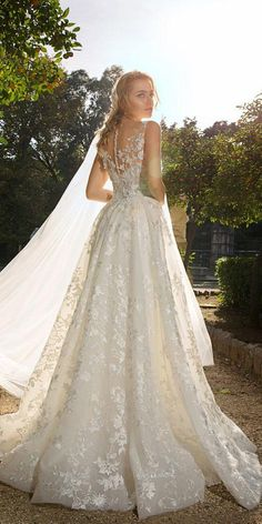 9f22ba34b87e 43 Best Yolan Cris images   Alon livne wedding dresses, Bridal gowns ...
