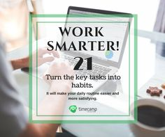 Monday Motivation for Smarter Work! Tracking App, Tracking Software, Time Management, Monday Motivation, Productivity, Insight
