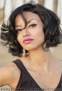 Check out hottest pictures, get inspired by these short hairstyles and haircuts ideas. Photos gallery #110