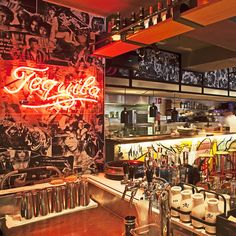 It gets a bad press, does the '80s, but it had its moments of greatness along with the massive naffness, and most of them (good and bad) are remembered or reprised here inside the South Yarra cantina...