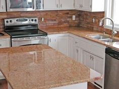 We like the look of this island countertop from Stone Design in the #Cincinnati area. #housetrends http://www.housetrends.com/specialist/Stone-Design
