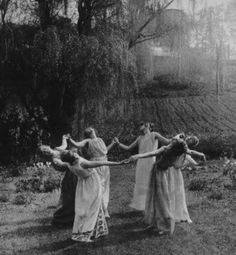 me n the squad at friday seance