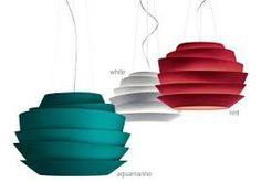 wire petals lamp