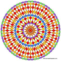 A new mandala to color- blank versions avail in PNG and JPG  Search through blog posts. Many printable pages!
