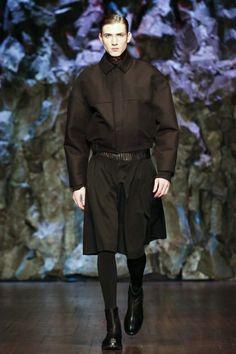 Songzio Menswear Fall Winter 2014 Paris - NOWFASHION