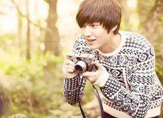 Lee Min Ho, korean style lead man actor