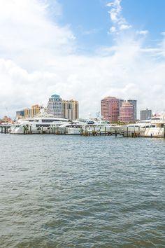 West Palm Beach Harbor
