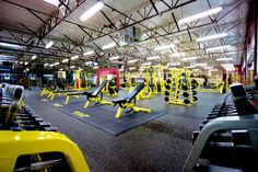 Free Weight Training Center