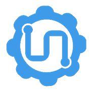 İOSlogs mavi logo