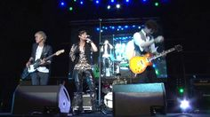"""Perfect Night""  LIVE in Taiwan - I Don't Like Mondays.(IDLMs.)"