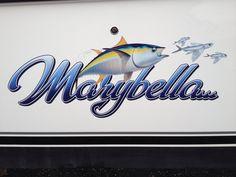 marybella boat graphics