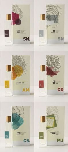 Collection of six scents created especially for Anthropologie by five perfumers from the fragrance house Givaudan, inspired by a different flavor of tea. Each package is beautiful on its own, but I absolutely love how they look lined up as a set.
