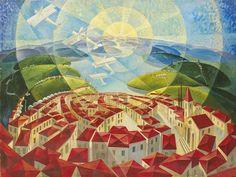 Gerardo Dottori - Untitled (1925)