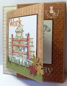 LOTV - In the Country with Country Gent and Enchantment paper pads by Katrina Bufton